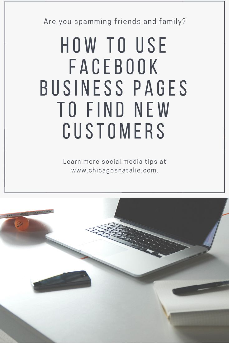 How to Find New Customers Using Facebook Business Pages